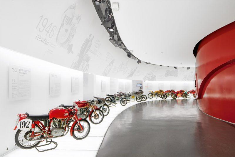 Brand Heritage Marketing: Museo Ducati