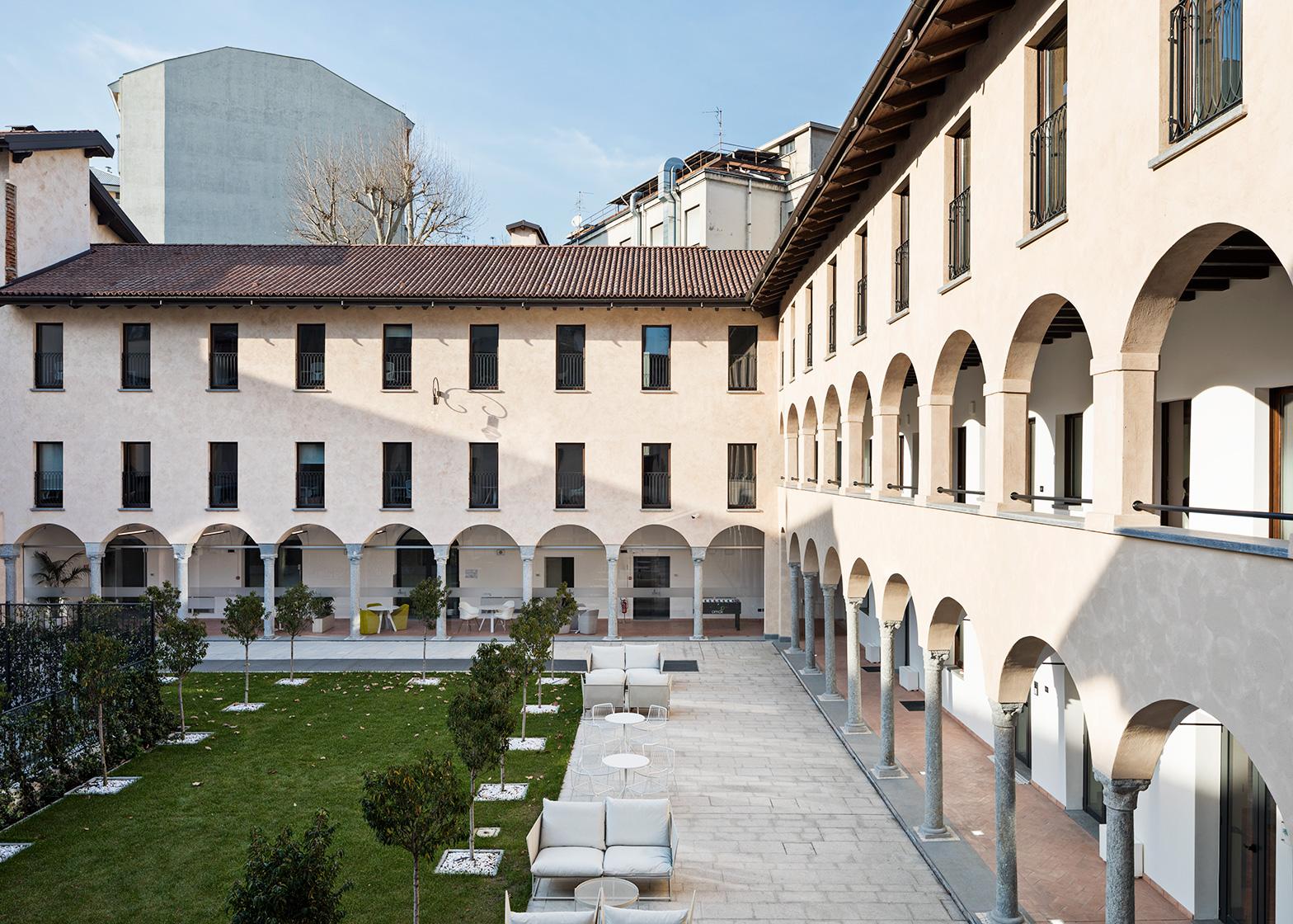 Le Village Dell Innovazione Di Credit Agricole Apre A Milano