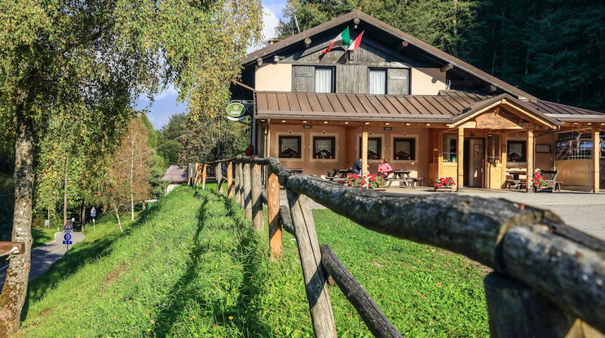 verde casa legno