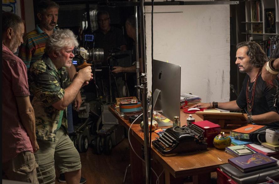 regista macchina film