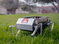 Stanford Doggo, il nuovo cane robot da costruire da solo