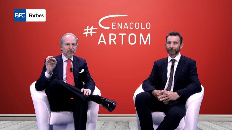 Cenacolo-Artom-ospite-Marco-Corsaro-puntata-11