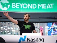 il fondatore di beyond meat - carne vegetariana