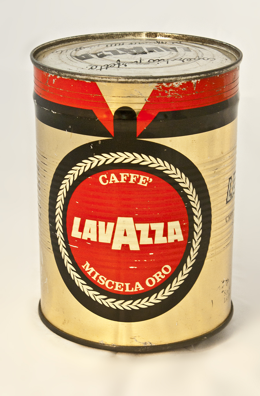 Lavazza lattina 240gr miscela oro - 1966-68