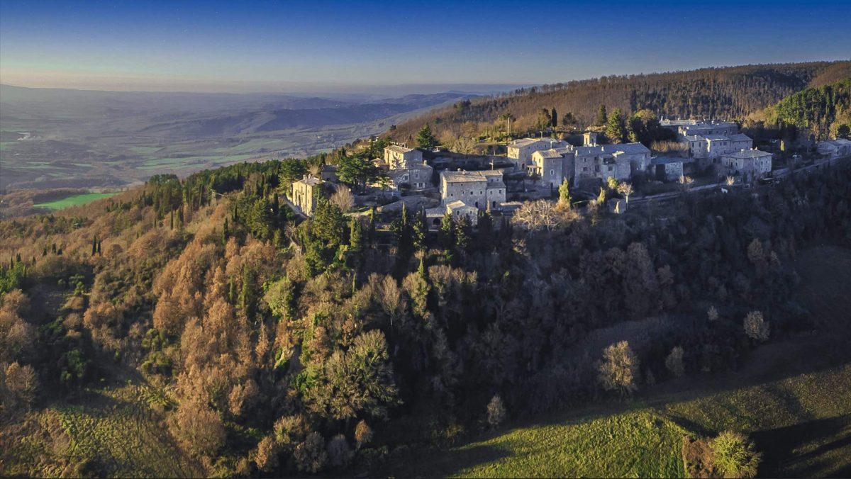 Il borgo di Monteverdi