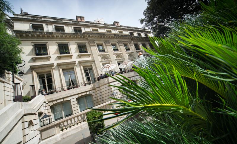 palazzo verde