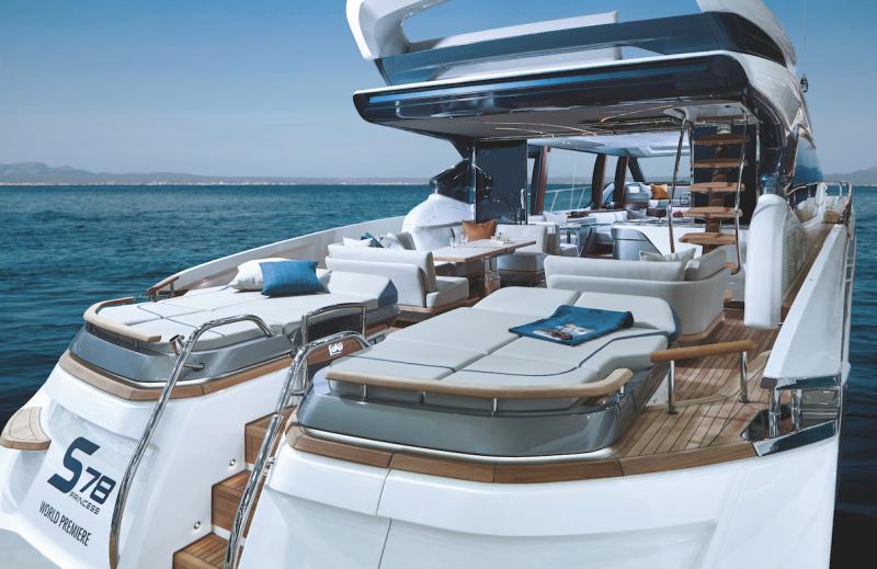 yacht mare cielo