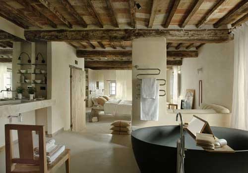 interni di case di monteverdi