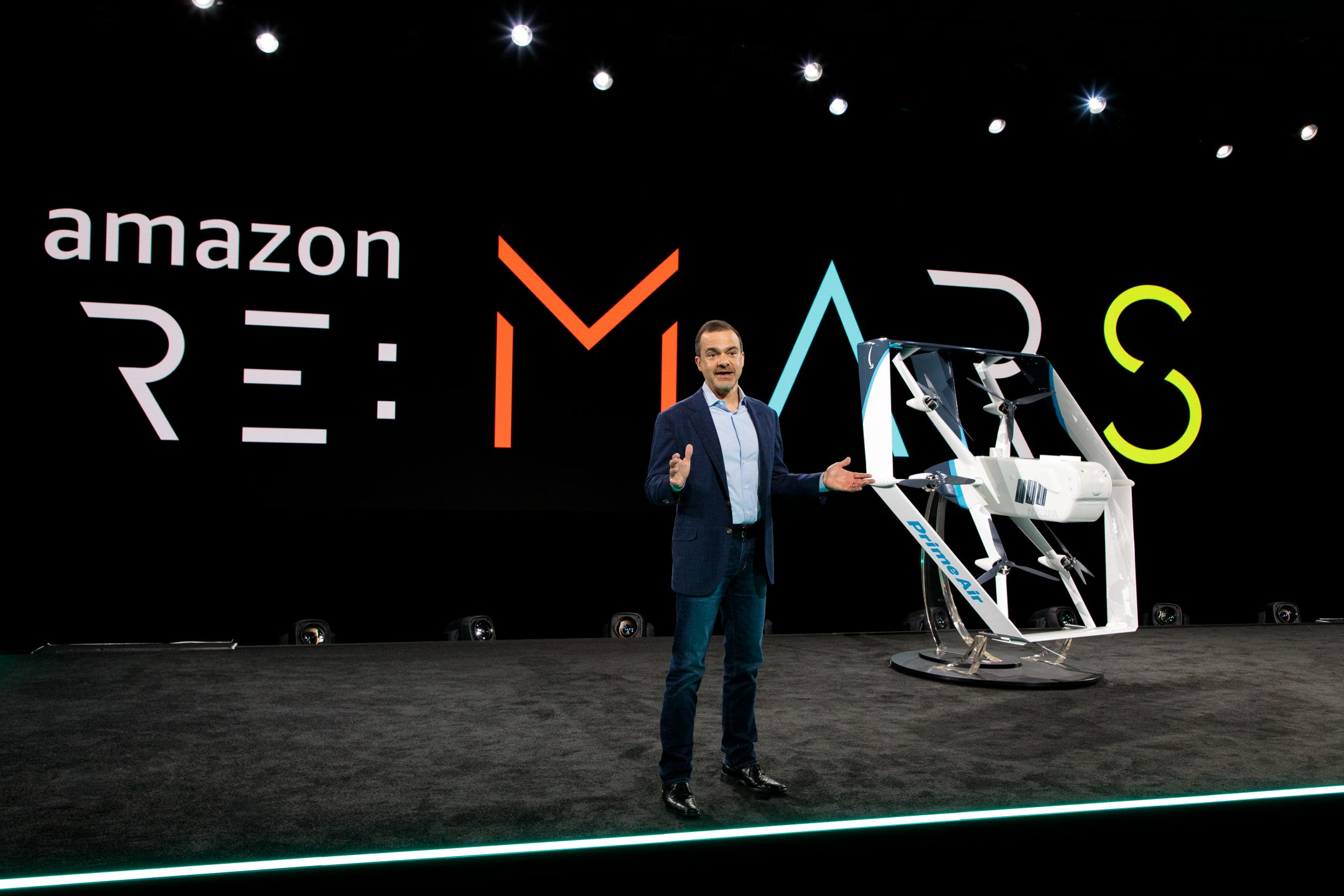 Jeff Wilke, ceo Worldwide Consumer di Amazon