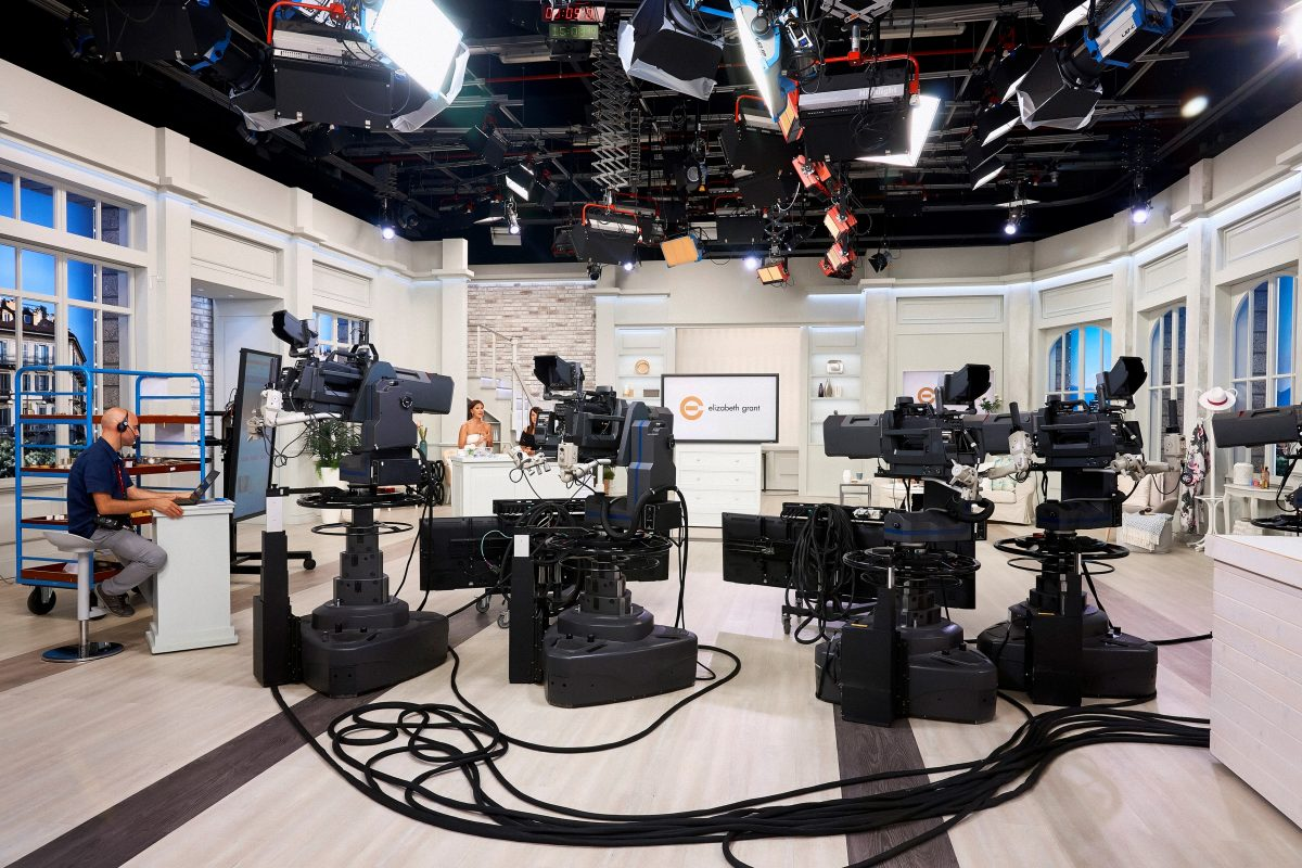studio telecamere