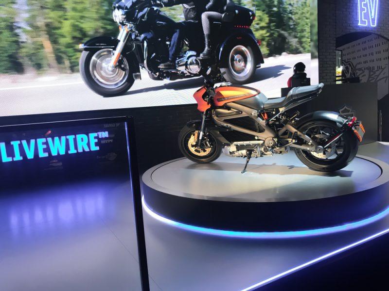 L'Harley Davidson LiveWire