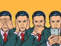 Illustrazione con gli errori dei manager