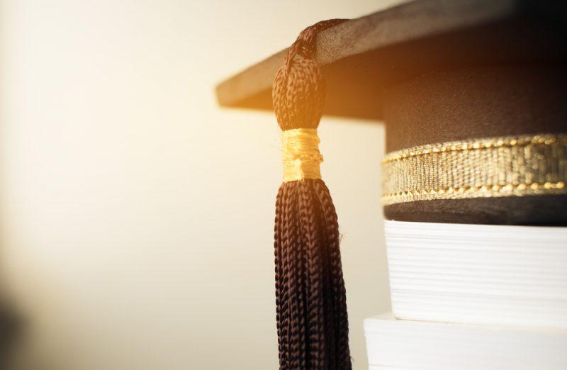 cappello della laurea