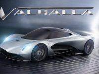 L'Aston Martin Valhalla