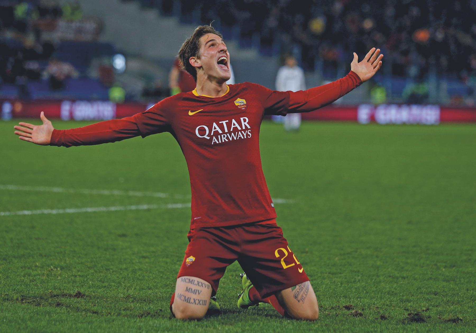 Nicolò Zaniolo, come si passa da 4,5 a 40 milioni di euro in una ...