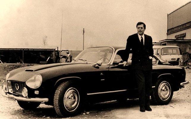 Lancia Flaminia coupè Zagato (Assocastelli Legend Cars)