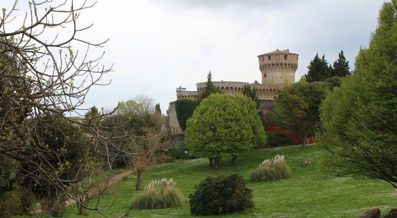 Le Vie dei Medici: Fortezza medicea a Volterra