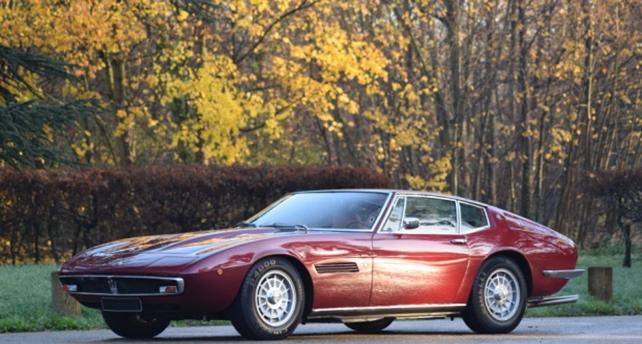 Maserati Ghibli, 1971 (Assocastelli Legend Cars)