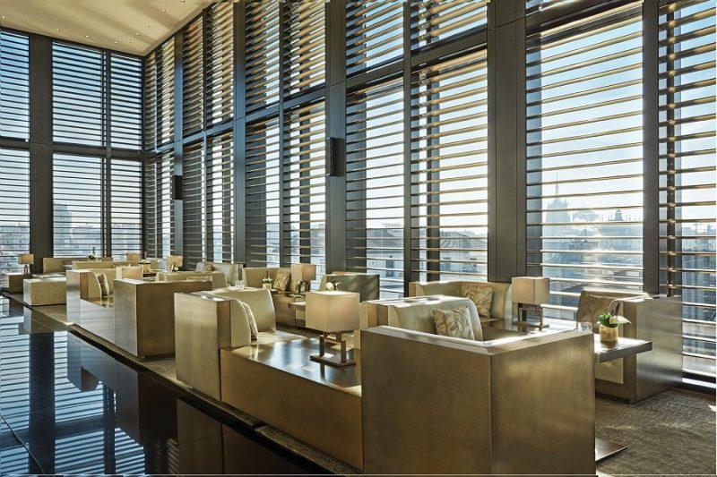 Armani Hotel Milano: Bamboo Bar