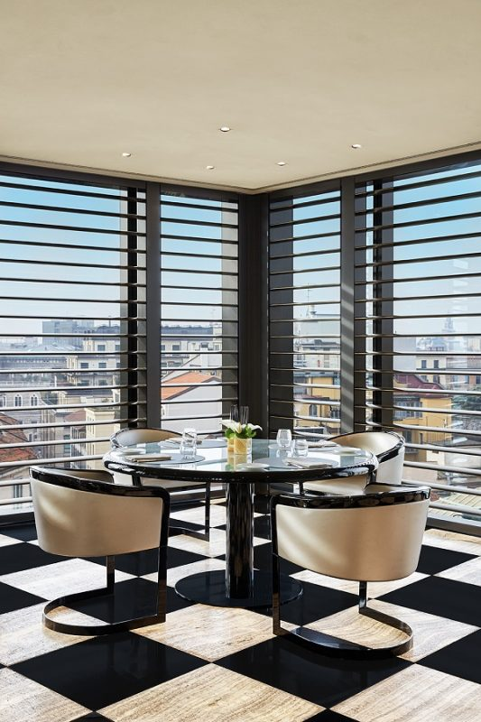 Armani Hotel Milano: Ristorante Armani