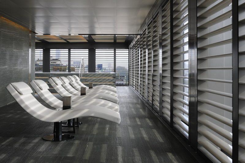 Armani Hotel Milano: Spa