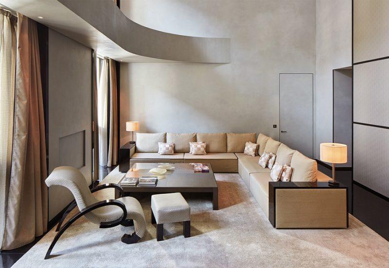 Armani Hotel Milano: Signature Suite 214