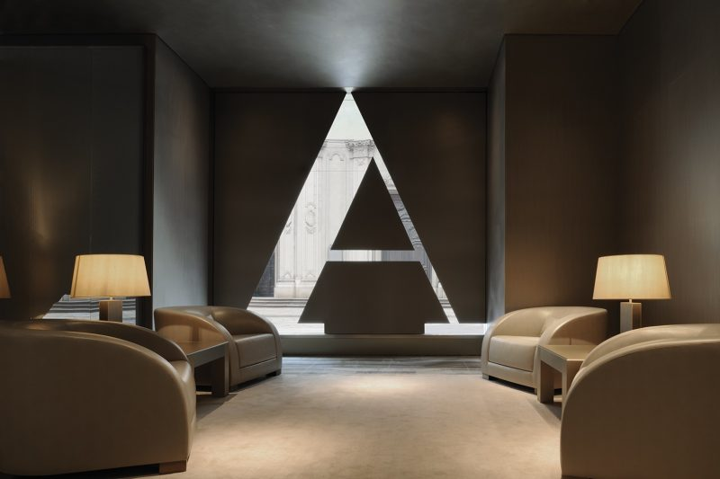 Armani Hotel Milano - Welcome Area