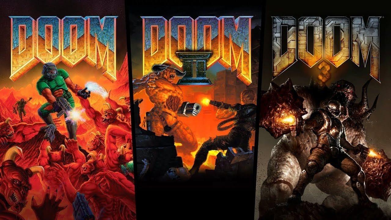 DOOM Trilogy