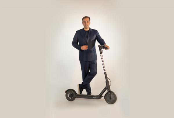 """""""Così porterò la micromobilità anche a Roma"""", parla il fondatore di Helbiz"""
