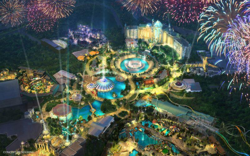 Epic Universe, il nuovo parco a tema Universal a Orlando