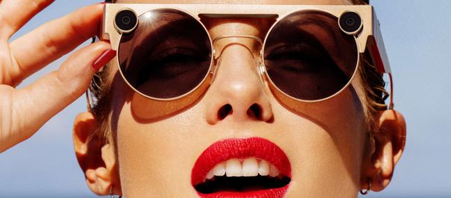 Occhiali da sole Snapchat, Spectacles 3