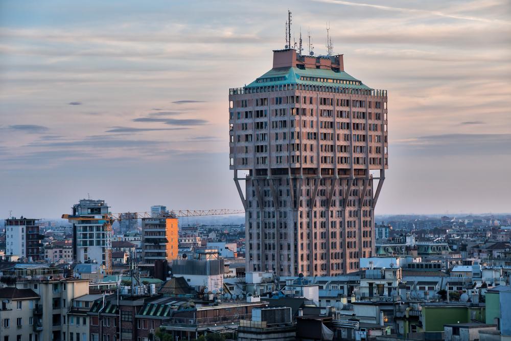 La Torre Velasca di Milano