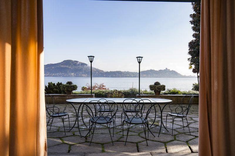 Villa Mondadori sul Lago Maggiore