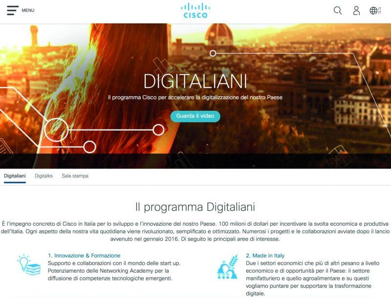 Cisco - Digitaliani