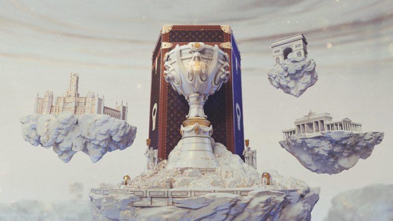 League of Legends Louis Vuitton