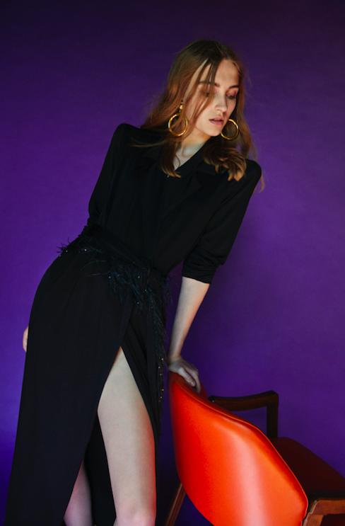 Le Piacentini: moda donna ispirata allo stile anni 80