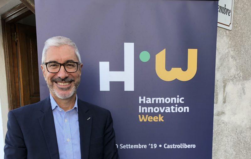 Walter Ruffinoni Ceo NTT DATA Italia