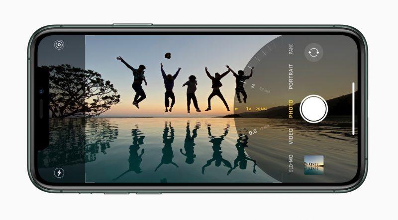 Una nuova funzione fotografica dell'iPhone Pro