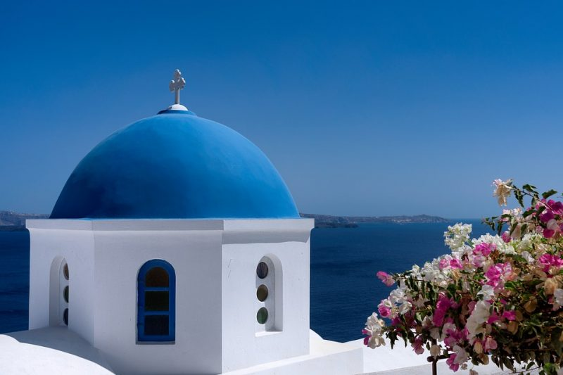 Lavoro dei sogni: cercasi instagrammer per vacanza in grecia