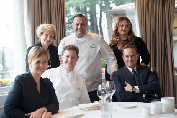 A tavola nei tre stelle Michelin: Da Vittorio a Brusaporto