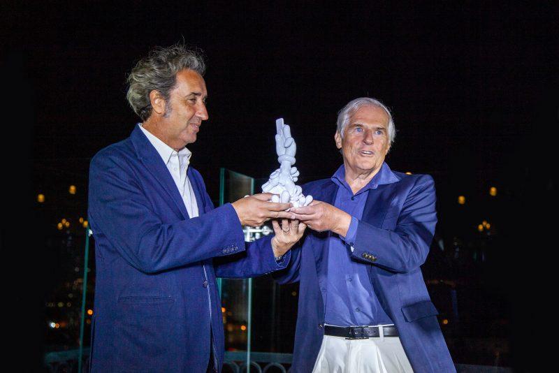 ITTV Festival, Paolo Sorrentino ritira il premio alla carriera
