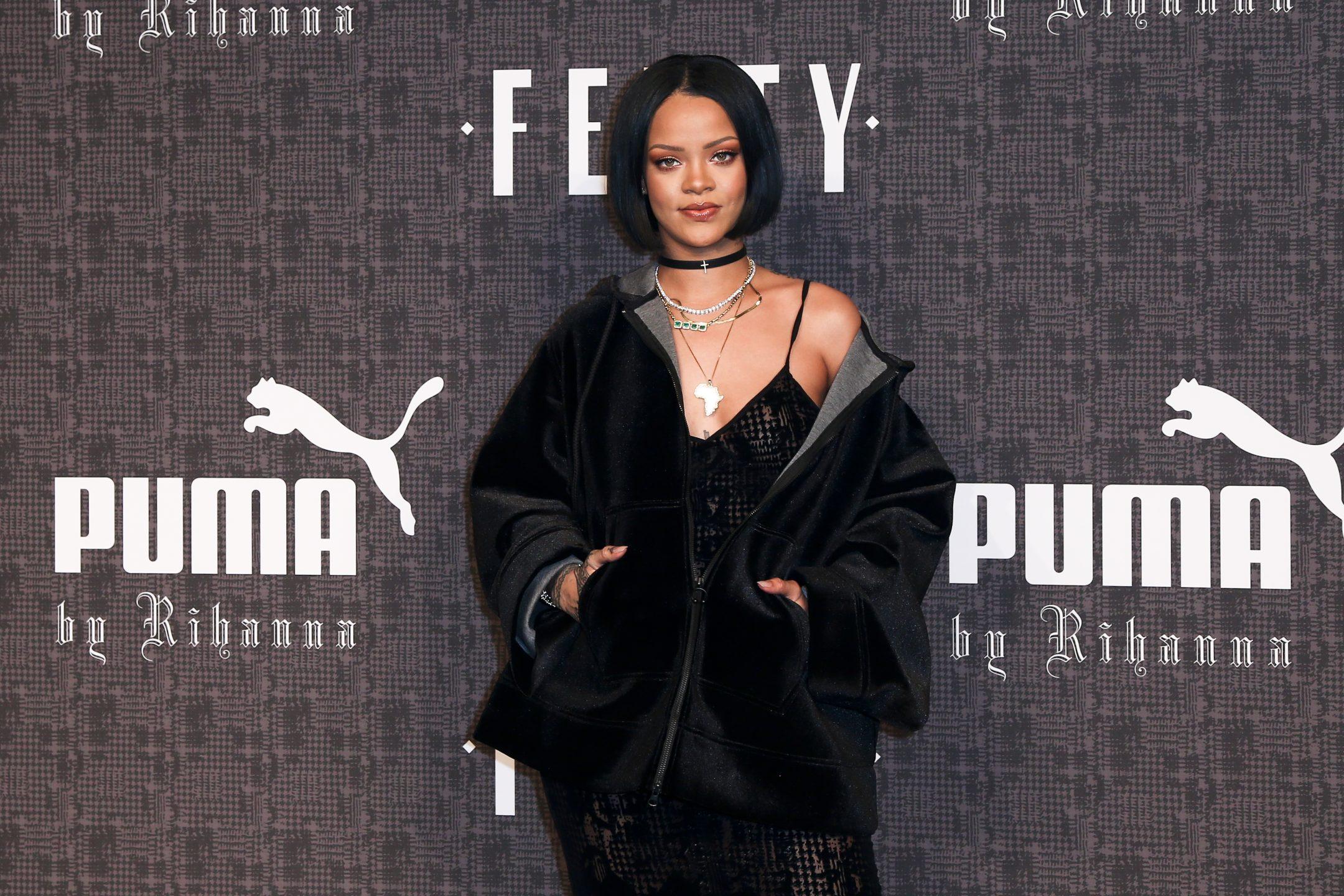 Rihanna testimonial Puma