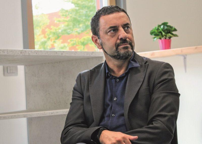 Alfredo Maglione, fondatore e presidente di Optoi Microelectronics