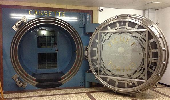 Cassaforte Banco Bpm