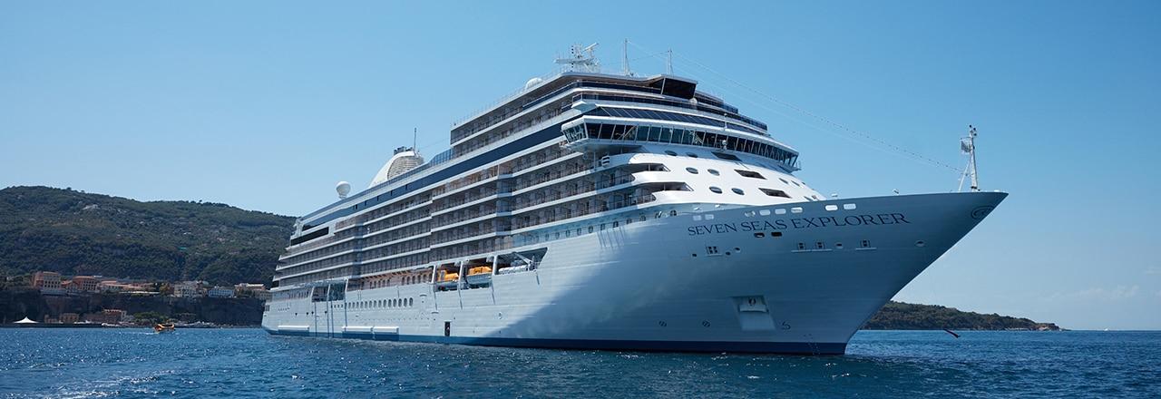 Crociera di lusso: Seven Seas Explorer