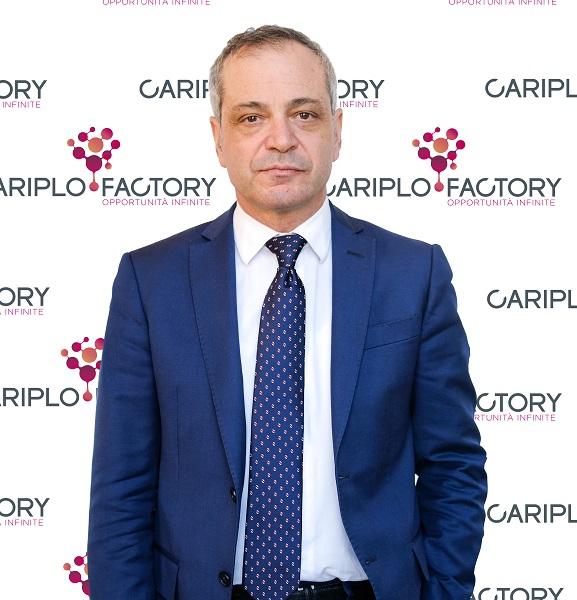 Carlo Mango, Consigliere Delegato di Cariplo Factory