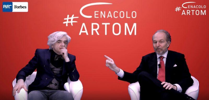 Cenacolo Artom: Arturo Artom intervista Marco Castoldi in arte Morgan