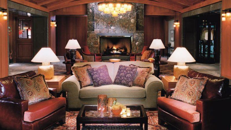 Vacanza in montagna: hotel di lusso Four Season Resort Whistler