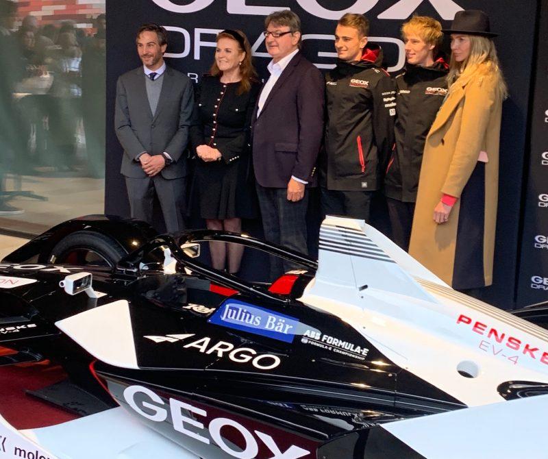 Formula E, la passione di Mario Moretti Polegato