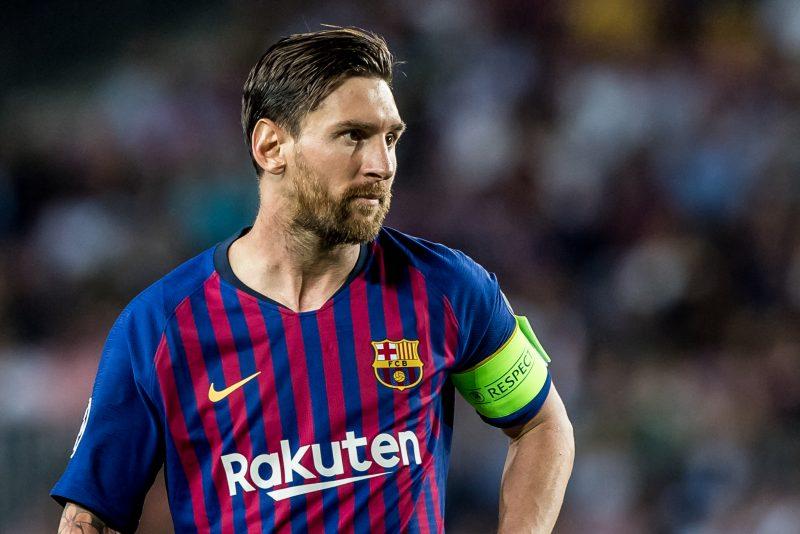 Leo Messi - sportivi più pagati del decennio